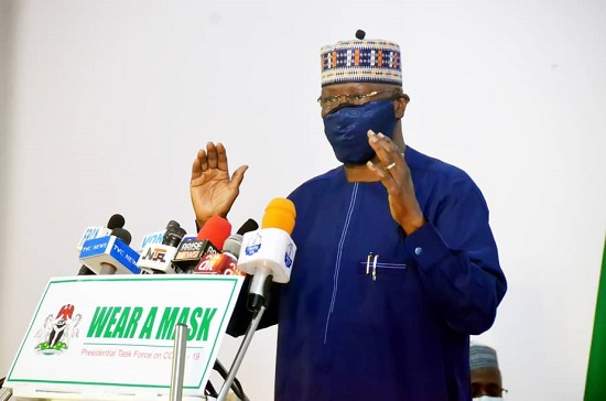 REMARKS OF THE CHAIRMAN OF THE PTF FOR THE NATIONAL BRIEFING OF MONDAY, 21ST DECEMBER, 2020